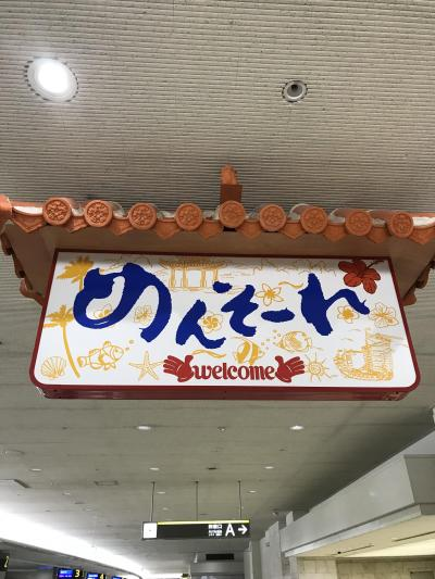2度目のOKA-SINで沖縄へ