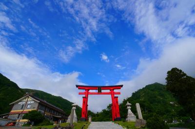 訪れた人だけが体験できる神秘!湯殿山神社