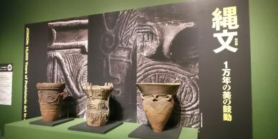 東京国立博物館の特別展「縄文」展の夕べ~新しいスマフォのカメラに悪戦苦闘・その1