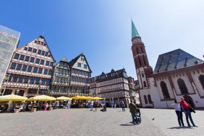 【ドイツ】ほぼ網羅!フランクフルト12時間トランジット乗換え観光