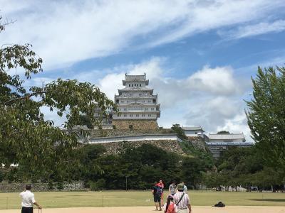 ふらっと日帰り姫路城