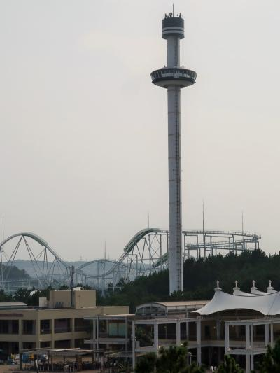 八景島19 シーパラダイスタワー 回転キャビン90m上昇 ☆パノラマ眺望一人占め