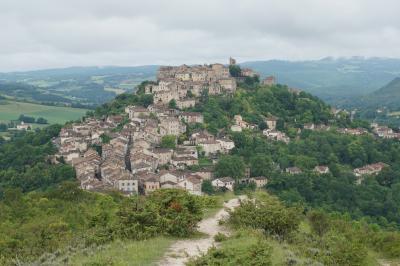 フランス・ドライブ 3,236km - #11 : 天空の村 コルド・シュル・シエル