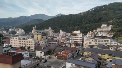 信州周遊:夏のドライブ旅 P5.上山田戸倉温泉