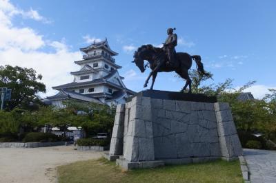 どこかにマイルで、四国・中国のお城巡り①