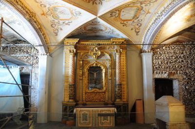 夏旅は初ポルトガル13★エヴォラ★壮観だった人骨堂と大聖堂 ~サンフランシスコ教会・エヴォラ大聖堂・ディアナ神殿~