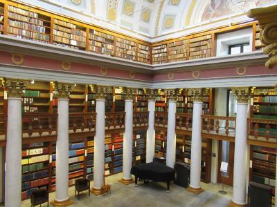 足まめ母娘の初めて北欧2人旅 ストックホルムからヘルシンキ・タリン ⑤あっちこっちヘルシンキ、そして図書館に感激!