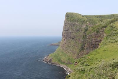 隠岐の島(知夫里島、西ノ島)に行ってみました