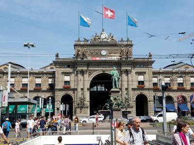 父、スイスで時計・鉄道に没頭する旅 パート5(最終回)