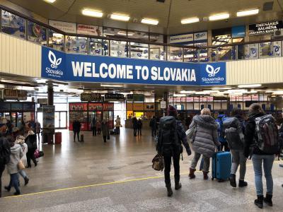 12泊14日ヨーロッパ。英語がダメな中年オヤジ初めての一人旅 #5 2017/12/27 ブラチスラヴァ
