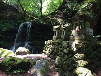 三峯神社・奥宮へぶらり