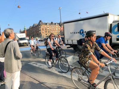 北欧3ヵ国④ デンマーク 自転車多すぎ!