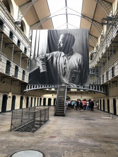 2018,7月 ダブリンに行ってみた。No5.市内観光5日目は、聖パトリック大聖堂、クライストチャーチ大聖堂、ダブリニア、キルメイナム刑務所そして6日目帰国へと