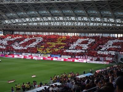 ヴィッセル神戸vs横浜Fマリノスの試合を観戦。神戸は負けましたが久保建英の活躍には満足。