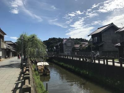 東国三社巡りと水郷佐原、成田山の旅 1日目