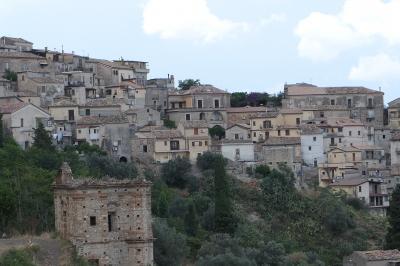 美しき南イタリア旅行♪ Vol.127(第5日)☆Stilo:イタリア美しき村「スティーロ」教会とパノラマがお出迎え♪1783年カラブリア大地震の謎♪