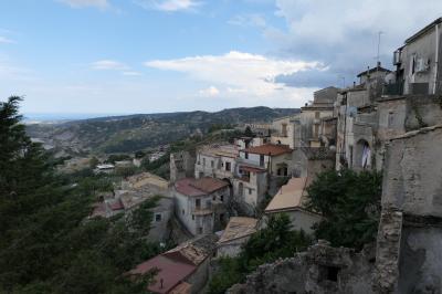 美しき南イタリア旅行♪ Vol.129(第5日)☆Stilo:イタリア美しき村「スティーロ」小さなドゥオーモ♪