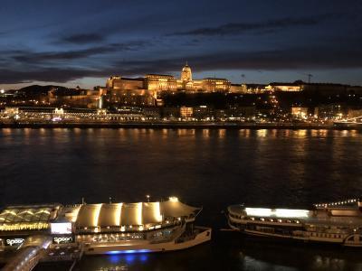 12泊14日ヨーロッパ。英語がダメな中年オヤジ初めての一人旅 #8 2017/12/29 ブダペスト前半