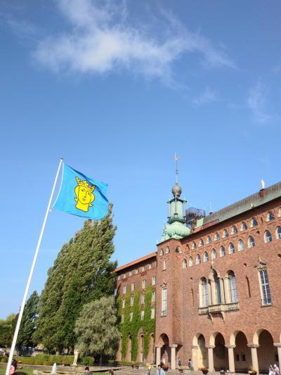 北欧 スウェーデンメイン自由旅 ストックホルム滞在~バルト海クルーズ~ヘルシンキ ①