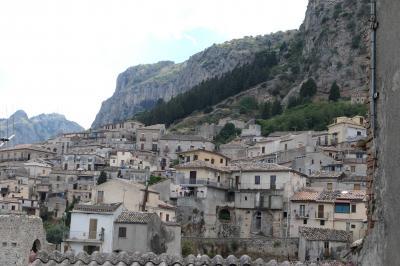 美しき南イタリア旅行♪ Vol.134(第5日)☆Stilo:美しき村「スティーロ」の教会「Chiesa di San Domenico」♪