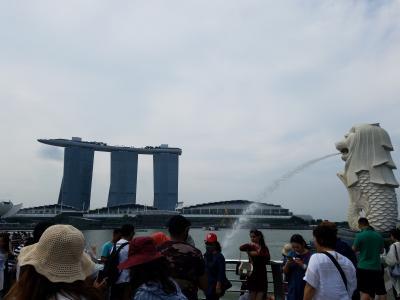 週末シンガポールひとり旅 第一弾