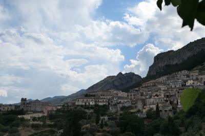 美しき南イタリア旅行♪ Vol.135(第5日)☆Stilo:美しき村「スティーロ」美しいパノラマを見てさようなら♪