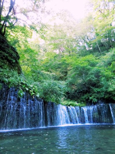 猛暑脱出!! 週末は軽井沢へ遊びに行こう!(・ω・)/♪