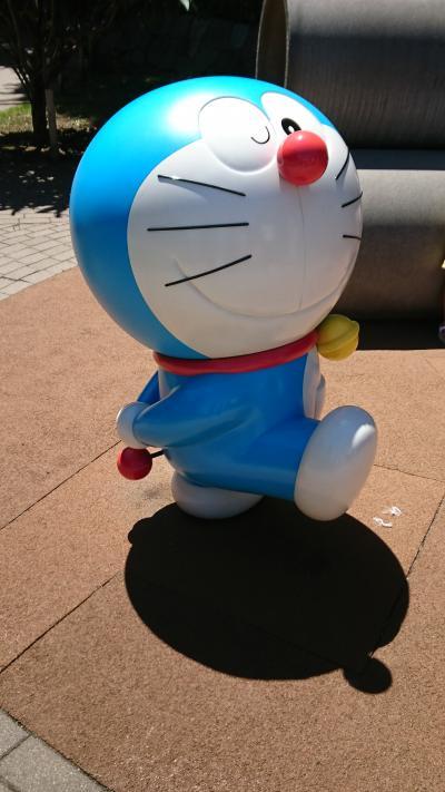 藤子・F・不二雄ミュージアムへ行ってきました。