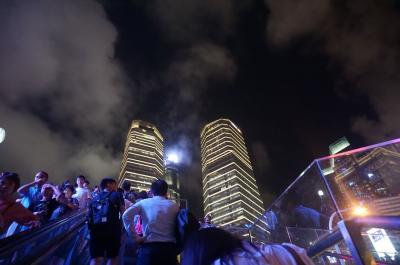 上海で3泊4日ひとり旅・1日目=言葉が通じなくて浦東で迷子編=
