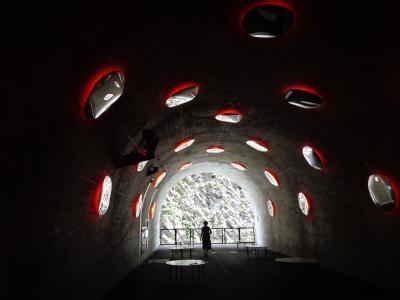 清津峡渓谷トンネル & 大地の芸術祭