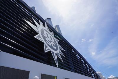 【横浜~上海リポジションクルーズ】MSCスプレンディダ 大揺れの終日クルーズ 2日目