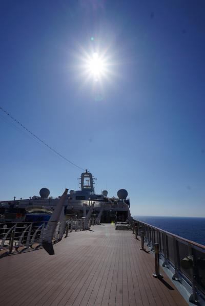 【横浜~上海リポジションクルーズ】MSCスプレンディダ 船上のマスターシェフ!? 3日目