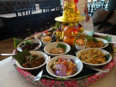 はじめてのシンガポール(4) 完 マリーナベイサンズ、プラナカン料理など