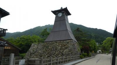 兵庫県中央の城下町 出石へ