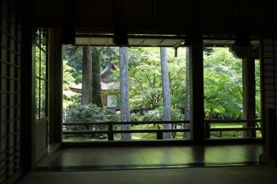 新緑の貴船神社と大原三千院
