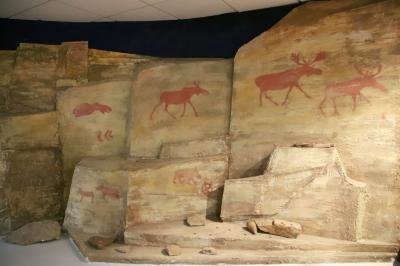 2018年シベリア・サハ共和国ヤクーツクへの旅(15)ヤクーツク大学内にあるヤクーツク地方考古学民俗博物館