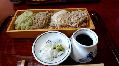 千葉県市原市の山の中の蕎麦屋さん、美味しいよ!