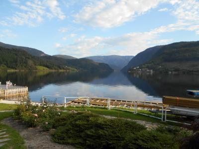 2018晩夏の北欧4ヶ国周遊②ベルゲン~ハダンゲルフィヨルド