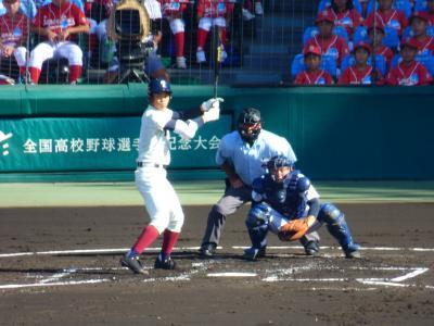 2018年8月20日(月)第100回夏の甲子園 大阪桐蔭 VS 浦和学院