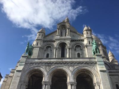 夏休み  ★フランスふたたび★ その7 オランジュリー美術館 モンマルトル またまたスプーン買いました