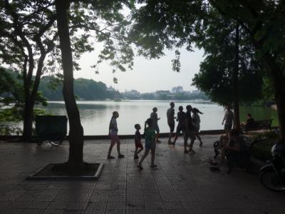 2018 アジア4カ国 陸路を行く ~ 父子2人旅 ~ ハノイ 2泊3日のぶらりのんびり街歩き ~ ベトナム ~