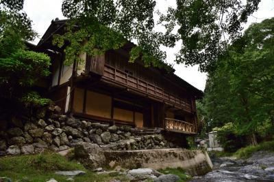 2018 東吉野村 小川散歩