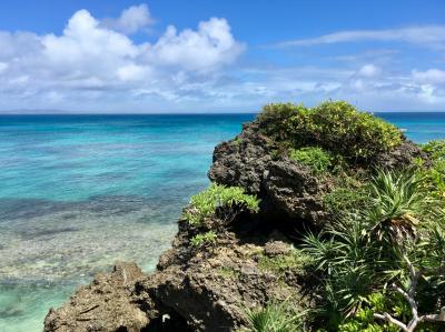 神の島=夏の久高島をリベンジして来ました♪-その壱-