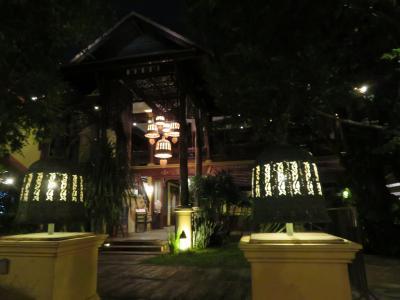 タイ旅行1日目(出国からチェンマイ到着まで)