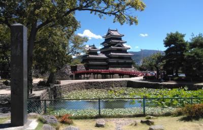 信州周遊:夏のドライブ旅P9.松本 浅間温泉