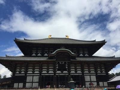 紀伊半島一周の旅 ⑤ ~奈良 ~奈良ホテル 泊