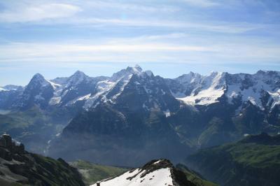 スイス山岳観光の定番、グリンデルワルト観光ハイライト(1)
