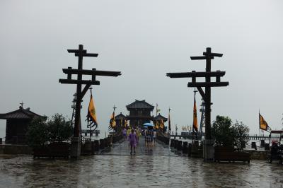 無錫・三国城、世界遺産京杭運河