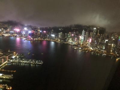 マカオ香港旅行