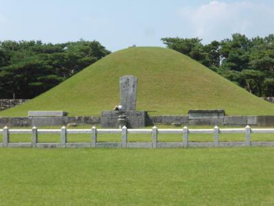 4歳娘を連れて釜山・金海4日間の旅2-金海で伽耶の歴史探訪!